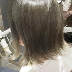 インナーカラー 外国人風 ストリート ハイライト ヘアスタイルや髪型の写真・画像