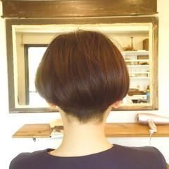ショート モード マッシュ 外国人風 ヘアスタイルや髪型の写真・画像