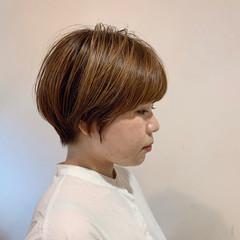 小顔ショート ショート ショートボブ 大人ショート ヘアスタイルや髪型の写真・画像