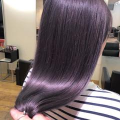 ロング ストリート 髪質改善トリートメント ヘアスタイルや髪型の写真・画像