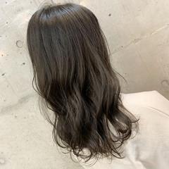 アンニュイほつれヘア ナチュラル 愛され 冬 ヘアスタイルや髪型の写真・画像