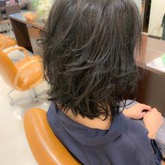 無造作パーマ ゆるふわパーマ デジタルパーマ フェミニン ヘアスタイルや髪型の写真・画像