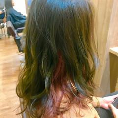 ロング 夏 春 デート ヘアスタイルや髪型の写真・画像
