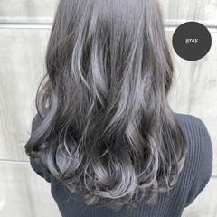 ナチュラル ウルフカット インナーカラー ショートボブ ヘアスタイルや髪型の写真・画像