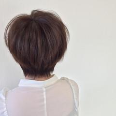 マッシュ ストリート 大人かわいい ハイライト ヘアスタイルや髪型の写真・画像