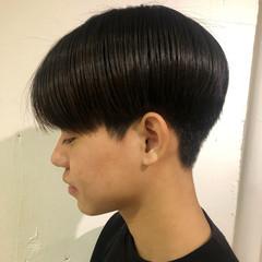 メンズヘア ナチュラル ショート 刈り上げ ヘアスタイルや髪型の写真・画像