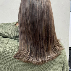 ベリーショート ショートボブ ナチュラル セミロング ヘアスタイルや髪型の写真・画像