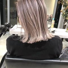 ショートボブ ナチュラル 切りっぱなしボブ ショートヘア ヘアスタイルや髪型の写真・画像