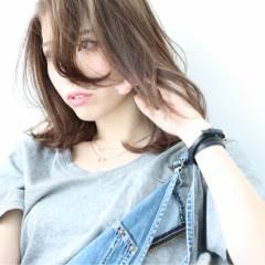 ゆるふわ モテ髪 ウェットヘア コンサバ ヘアスタイルや髪型の写真・画像