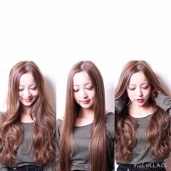 秋 ロング 大人かわいい コンサバ ヘアスタイルや髪型の写真・画像