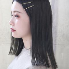 大人かわいい ナチュラル 大人女子 ロング ヘアスタイルや髪型の写真・画像