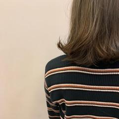 ミディアム ダブルカラー 外国人風カラー ヘアカラー ヘアスタイルや髪型の写真・画像