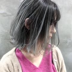 ヘアアレンジ ボブ アンニュイほつれヘア 簡単ヘアアレンジ ヘアスタイルや髪型の写真・画像