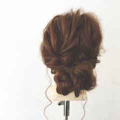 ショート 大人女子 簡単ヘアアレンジ ヘアアレンジ ヘアスタイルや髪型の写真・画像