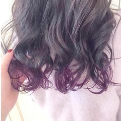 セミロング デート ベージュ モテ髪 ヘアスタイルや髪型の写真・画像