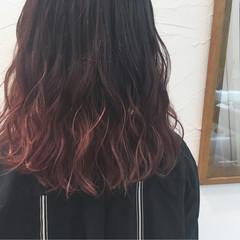 ブリーチ 外国人風 イルミナカラー ストリート ヘアスタイルや髪型の写真・画像