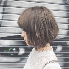 ウェーブ デート リラックス ストリート ヘアスタイルや髪型の写真・画像