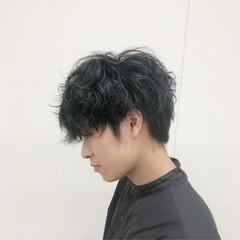 ストリート マッシュ メンズカット メンズヘア ヘアスタイルや髪型の写真・画像