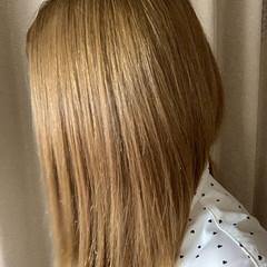 ブリーチ 金髪 ヴィーナスコレクション エレガント ヘアスタイルや髪型の写真・画像