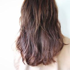 ゆるふわ 外国人風 ロング 簡単 ヘアスタイルや髪型の写真・画像