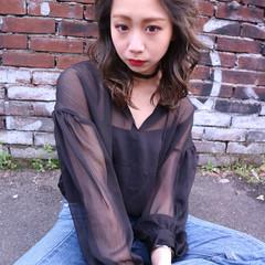 ブルージュ アッシュ 外国人風カラー 小顔 ヘアスタイルや髪型の写真・画像