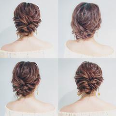 大人女子 デート ナチュラル ミディアム ヘアスタイルや髪型の写真・画像