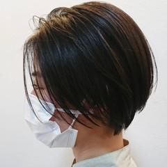 ショートボブ ショートヘア ストリート gleamshairdesign ヘアスタイルや髪型の写真・画像