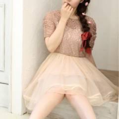 フェミニン ヘアアレンジ コンサバ 涼しげ ヘアスタイルや髪型の写真・画像