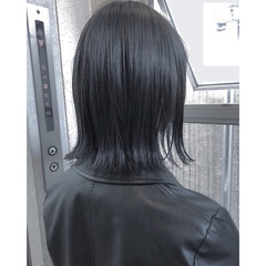 ハイライト 透明感 外国人風 ナチュラル ヘアスタイルや髪型の写真・画像