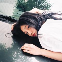 ロング 大人かわいい パーマ 黒髪 ヘアスタイルや髪型の写真・画像