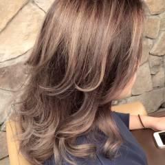 グラデーションカラー ストリート 秋 渋谷系 ヘアスタイルや髪型の写真・画像