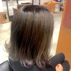 ボブ ストリート 外国人風カラー グラデーションカラー ヘアスタイルや髪型の写真・画像