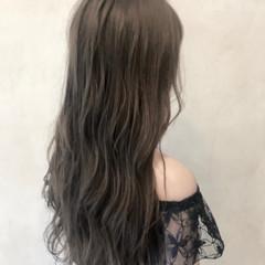 大人ヘアスタイル フェミニン ヘアカラー デート ヘアスタイルや髪型の写真・画像