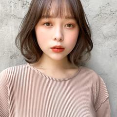 アンニュイほつれヘア スポーツ 韓国ヘア フェミニン ヘアスタイルや髪型の写真・画像