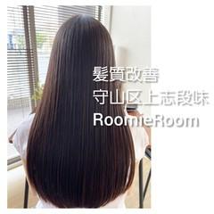 名古屋市守山区 髪の病院 ロング トリートメント ヘアスタイルや髪型の写真・画像