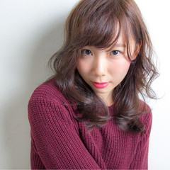 フェミニン モテ髪 大人かわいい ゆるふわ ヘアスタイルや髪型の写真・画像