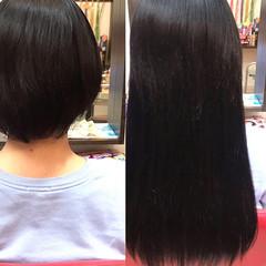 大人カジュアル ナチュラル 大人女子 エクステ ヘアスタイルや髪型の写真・画像