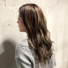 デート 外国人風カラー 外国人風 ヘアカラー ヘアスタイルや髪型の写真・画像