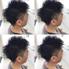 メンズショート メンズスタイル ナチュラル メンズヘア ヘアスタイルや髪型の写真・画像