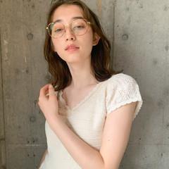 フェミニン 簡単スタイリング ナチュラル可愛い 愛され ヘアスタイルや髪型の写真・画像