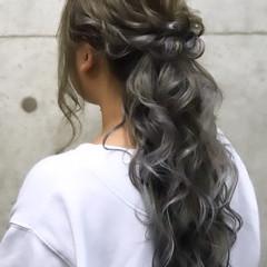 ヘアアレンジ エレガント ヘアセット 結婚式 ヘアスタイルや髪型の写真・画像
