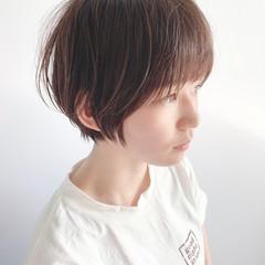 ショート マッシュショート ショートヘア ベリーショート ヘアスタイルや髪型の写真・画像