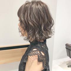 デート ナチュラル ヘアアレンジ オフィス ヘアスタイルや髪型の写真・画像