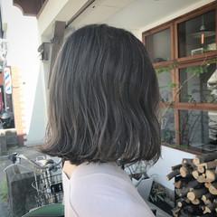 オフィス ハイライト 外国人風 ブリーチ ヘアスタイルや髪型の写真・画像