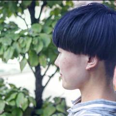 ボブ 刈り上げ ショート ストリート ヘアスタイルや髪型の写真・画像