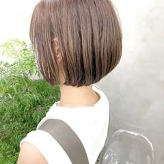 ショート ベリーショート ゆるふわ ナチュラル ヘアスタイルや髪型の写真・画像