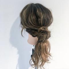 デート アウトドア ヘアアレンジ 女子会 ヘアスタイルや髪型の写真・画像