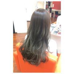 ガーリー 外国人風 春 レイヤーカット ヘアスタイルや髪型の写真・画像