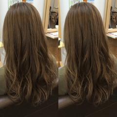 フェミニン 外国人風 アッシュ ストリート ヘアスタイルや髪型の写真・画像