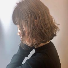 大人可愛い デート パーマ フェミニン ヘアスタイルや髪型の写真・画像